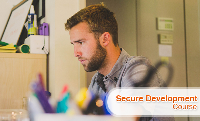 Secure development course