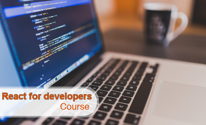 ReactJS course for developers