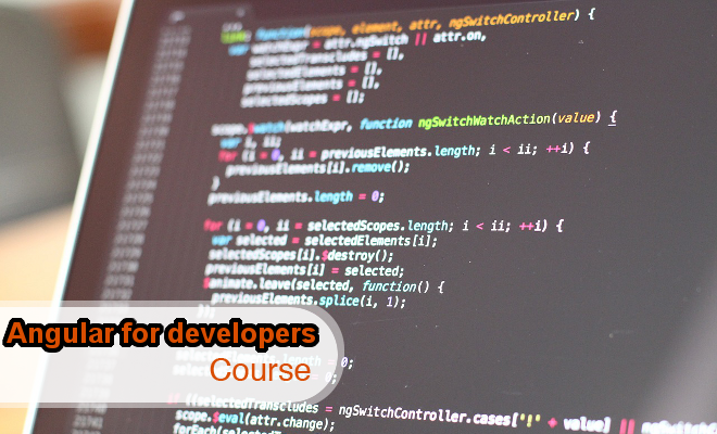 AngularJS Programming Course