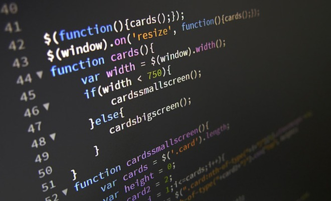 Javascript programming course