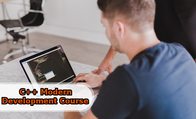 C++ Modern Development Course
